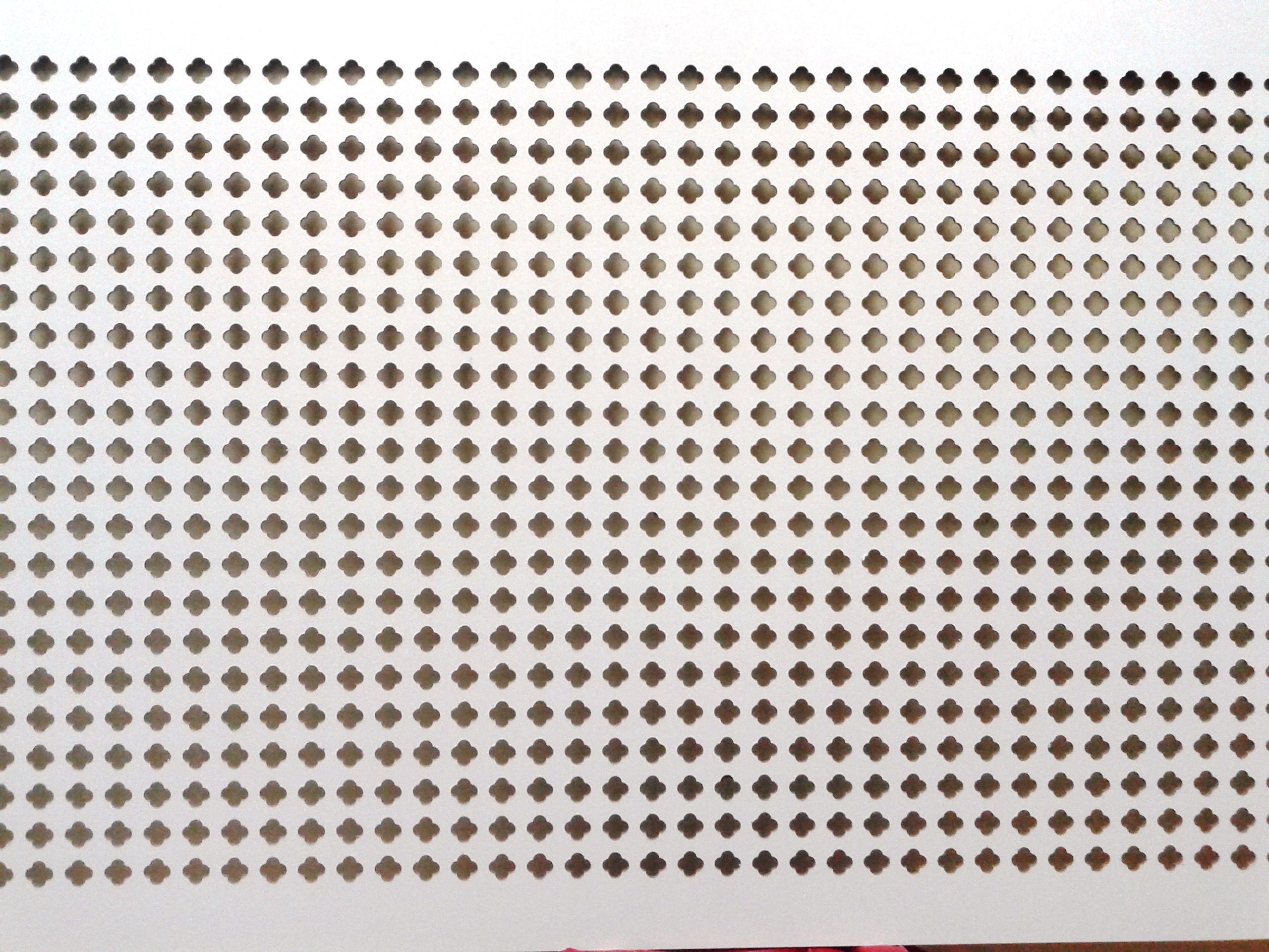 Перфорированные панели для радиаторов Maltese cross (Мальта)