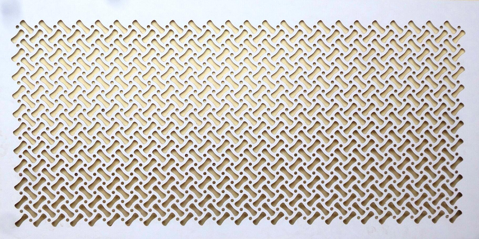 Решетчатые панели для радиаторов